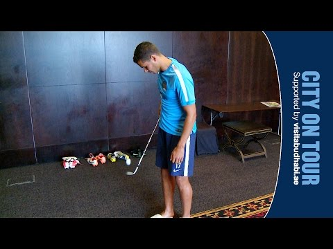 Video: GOLF KEEPY UPPY CHALLENGE | Jack Rodwell
