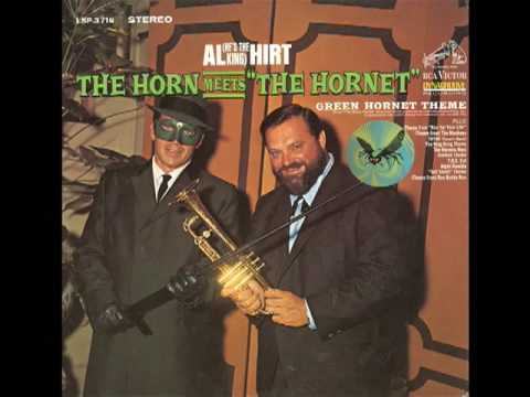 Green Hornet Theme By Al Hirt