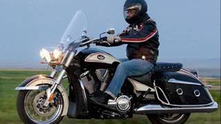 10. Victory MotorCycles Cross Roads Classic Review | Victory MotorCycles Cross Roads Classic