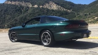 Modified 1995 Pontiac Firebird Formula - One Take by The Smoking Tire