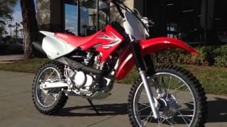 2. 2013 Honda CRF80F