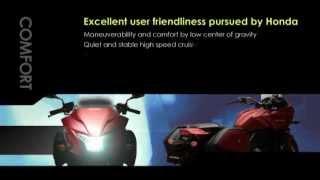 8. Honda CTX 700 2014