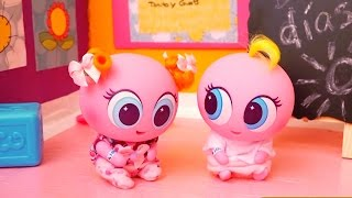 Video SWTAD Nerlie Preschool Morning Routine ! Toys and Dolls Fun for Kids Baby Doll Play MP3, 3GP, MP4, WEBM, AVI, FLV September 2018