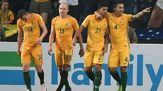 Game starts at 28:00... The full match of the world cup qualifier between the United Arab Emirates. Relive every moment from Tim Cahill's super sub goal, ...
