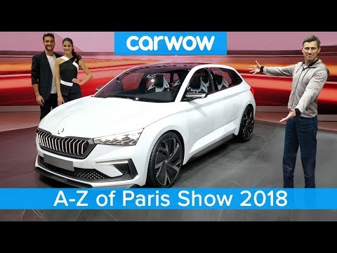 Download Best new cars coming 2019-2020 - my A-Z guide of the Paris Motor Show | carwow HD Mp4 3GP Video and MP3