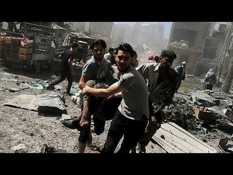 Συρία: Εκατέρωθεν πυρά στη Δαμασκό – 48ωρη εκεχειρία στα σύνορα με τον Λίβανο