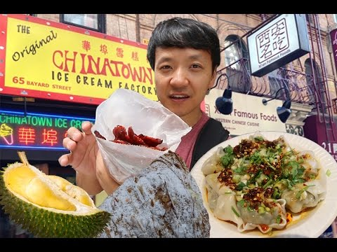 Download New York City Chinatown Tour Part 2! Manhattan Chinatown HD Mp4 3GP Video and MP3