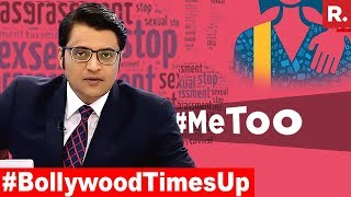 Video Bollywood Struck By 'Me Too' Campaign  | The Debate With Arnab Goswami MP3, 3GP, MP4, WEBM, AVI, FLV Oktober 2018
