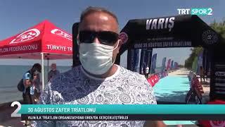 Ordu 30 Ağustos Zafer Triatlonu (TRT Spor 2)