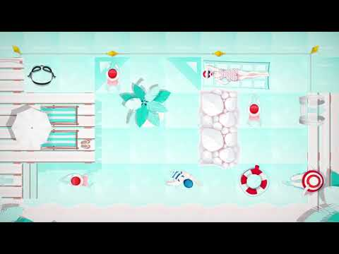 Swim Out gameplay