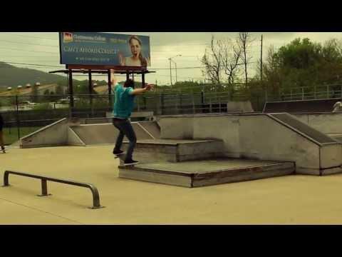 Chattanooga Skatepark (HD)