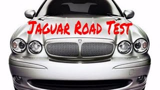 2008 JAGUAR X-TYPE SE 2.0 Test Drive - THE UK CAR REVIEWS Funny