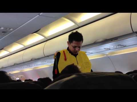 airasia awesome safety measures announcement