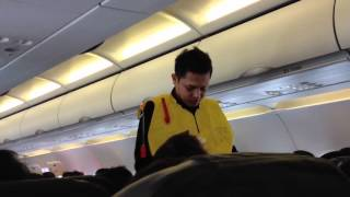 Video airasia awesome safety measures announcement MP3, 3GP, MP4, WEBM, AVI, FLV Juni 2018