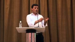 Islami fe e mesatarisë - Simpozium në Tiranë (Bekir Halimi, Justinian Topulli, Fitim Zekthi)