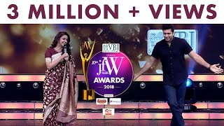 Video This is the time for me to romance! Keerthy Suresh at JFW Awards 2018 MP3, 3GP, MP4, WEBM, AVI, FLV Januari 2019