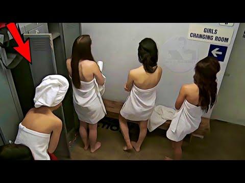 Asa Ceva Rar Vezi! INREGISTRARI VIDEO De pe Camerele Ascunse