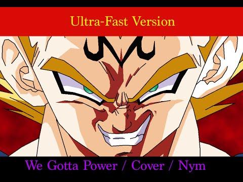 We Gotta Power / Ultra-Fast Cover / Nym