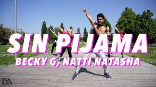 Download Lagu Becky G, Natti Natasha - Sin Pijama Zumba Mp3