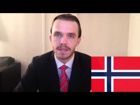 Gurra läser norska nyheter / Gurra reads Norwegian news