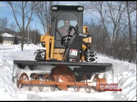 famous kubota snow blower attachment