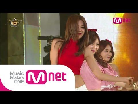 Mnet [엠카운트다운] Ep.386 : AOA - Tell me @MCOUNTDOWN_140724 (видео)