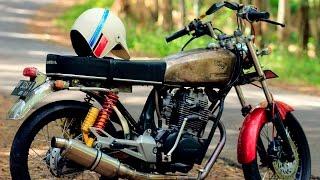 Video Honda CB 100 racing modifikasi mesin jahat SCORPIO - jogja MP3, 3GP, MP4, WEBM, AVI, FLV Juli 2018