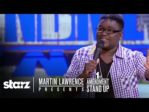 1st Amendment Stand Up - Lil Rel