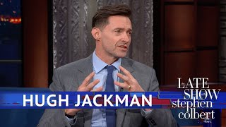 Video Hugh Jackman Remembers Stan Lee: 'A Creative Genius' MP3, 3GP, MP4, WEBM, AVI, FLV November 2018