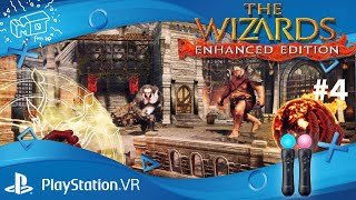 The Wizards /PLAYSTATION VR. _. lets play #4 / deutsch / german