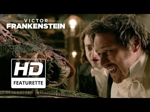 , title : 'Victor Frankenstein | 'Of Monsters and Men' | Official HD Featurette 2015'