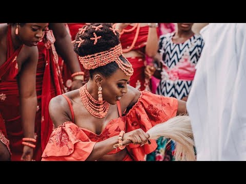 This Nigerian Igbo traditional marriage will leave you speechless / Eby & Emeka