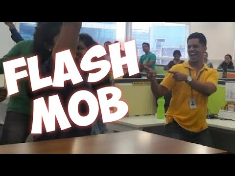 Continuum Flash Mob 2016