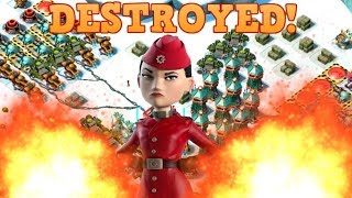Insane 10 Shield Generator Gearhart War Factory Takedown in Boom Beach! 2 Unboosted attacks today! Q&A will be posted tomorrow guys thanks for all the questions so far! :DIf you enjoy and want your name in the banner please check out my Patreon here: www.patreon.com/thechickenLike the Music? Check out these Links for more!A Himitsu - https://www.youtube.com/watch?v=8BXNwnxaVQETobu - Colors [NCS Release] https://youtu.be/MEJCwccKWG0http://www.7obu.comhttp://www.soundcloud.com/7obuhttp://www.facebook.com/tobuofficialhttp://www.twitter.com/tobuofficialhttp://www.youtube.com/tobuofficialJPB - High [NCS Release] https://youtu.be/Tv6WImqSuxASoundCloud https://soundcloud.com/anis-jayFacebook https://www.facebook.com/jayprodbeatzTwitter https://twitter.com/gtaanisInstagram http://instagram.com/gtaanisBay Breeze by FortyThr33 https://soundcloud.com/fortythr33-43Creative Commons — Attribution 3.0 Unported— CC BY 3.0 http://creativecommons.org/licenses/b...Music provided by Audio Library https://youtu.be/XER8Zg0ExKUMusic Provided by NoCopyrightSoundshttps://www.youtube.com/watch?v=bM7SZ...Song: Alan Walker – FadeSong: Elektronomia - Sky High [NCS Release]Music provided by NoCopyrightSounds.Video Link: https://youtu.be/TW9d8vYrVFQDownload Link: https://NCS.lnk.to/SkyHighSong: Malik Bash - Ghosts [NCS Release] Music provided by NoCopyrightSounds.Watch: https://youtu.be/-9Z5Nhsm7GADownload/Stream: http://ncs.io/GhostsCrSilky Thoughts and Peace of Mind (Original Mix) by FortyThr33 https://soundcloud.com/fortythr33-43Creative Commons — Attribution 3.0 Unported— CC BY 3.0 http://creativecommons.org/licenses/b...Music provided by Audio Library https://youtu.be/hsd-C5KivsgTrack: NIVIRO - You [NCS Release]Music provided by NoCopyrightSounds.Watch: https://youtu.be/2Nv5juZKhKoFree Download / Stream: http://ncs.io/YouYOThis content is not affiliated with, endorsed, sponsored, or specifically approved by Supercell and Supercell is not responsible for it. For more information see Supercell's Fan Content Policy: www.supercell.com/fan-content-policyFollow me on Twitter! @thechicken24Check out Dan's Book Here: amzn.to/17gv7ex Thanks for watching :)