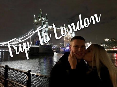 Trip To London - November, 2017