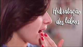 Fica a Dica - Hidratação dos lábios