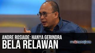 Video Gerbong Jokowi-Prabowo - Andre Rosiade: Hanya Gerindra Bela Relawan (Part 2) | Mata Najwa MP3, 3GP, MP4, WEBM, AVI, FLV Juli 2019