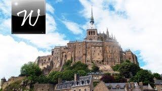 Mont Saint-Michel France  city pictures gallery : ◄ Mont Saint Michel, France [HD] ►