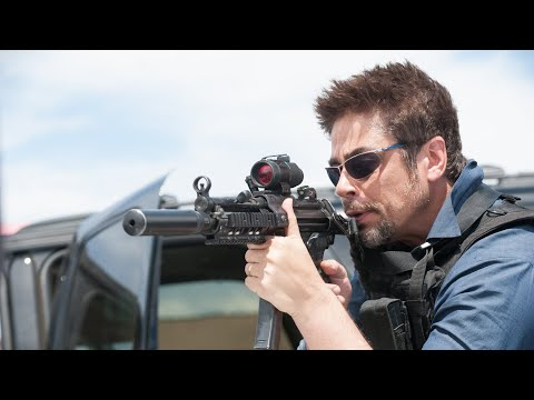 Sicario 2 - Best Shooting Scenes