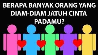 Video Siapa Yang Diam Diam Jatuh Cinta Sama Kamu? - Tes Kepribadian Psikologi MP3, 3GP, MP4, WEBM, AVI, FLV September 2018