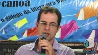 Rodrigo Trespach - Patrono da 7ª Feira do Livro de Capão da Canoa/RS