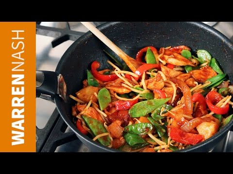 Sweet and Sour Chicken Recipe – Love Food Hate Waste – Recipes by Warren Nash