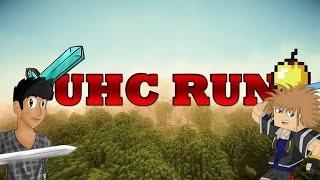 Video 1er UHC Run 1er MASSACRE ! | UHC Run ( Avec Frigiel ) | Minecraft MP3, 3GP, MP4, WEBM, AVI, FLV Juni 2017