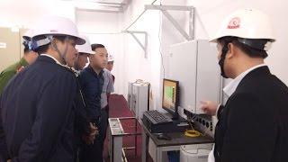 Thành phố kiểm tra công tác Bảo vệ môi trường tại Công ty Nhiệt điện Uông Bí