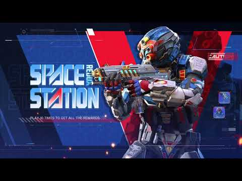 Call of Duty®: Mobile - Space Station Draw Redux