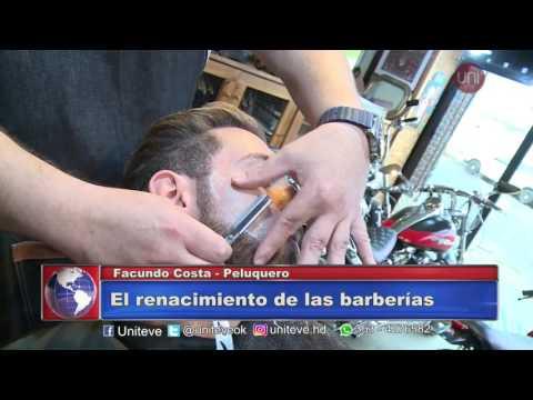 La moda de las Barberías