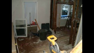 Home Renovation/ Before and After
