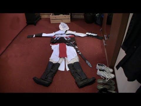 Altaïr costume: full costume