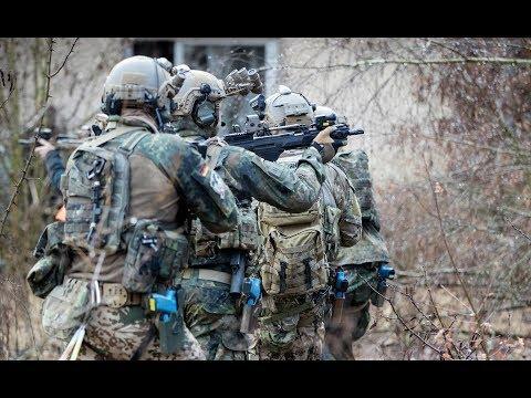 Schattenarmee? Elitesoldaten-Verein