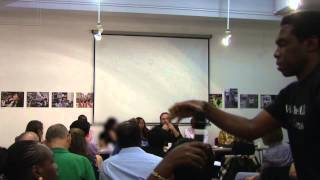 Leo Igwe: Witch Hunts, Misogyny and Enlightenment - Panel discussion